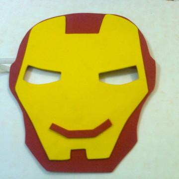 "Máscara ""super Heróis"""