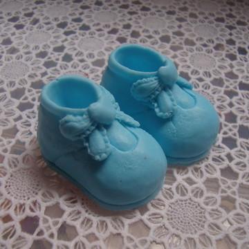 Sabonete Sapatinho de Bebê