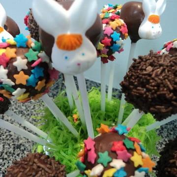 Cakepop Coelho