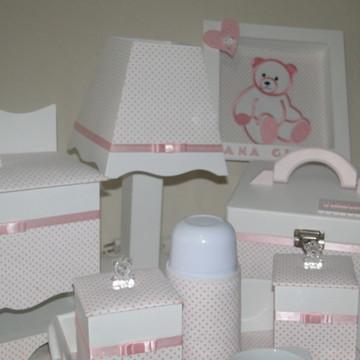 Kit Bebê Da Mamãe Andressa