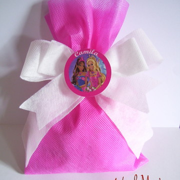 368c988ad2 Vestido de Festa Barbie Castelo Diamante