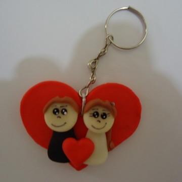 Chaveirinhos do Coração