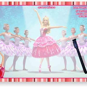 Barbie Sapatilhas Mágicas Quadro Mágico
