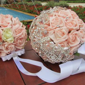 Bouquet Di Capri I & bola flores