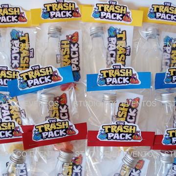 Festa Trash Pack (mimos e lembrancinhas)
