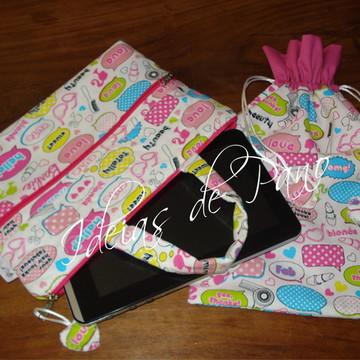 Porta Mini Ipad Infantil