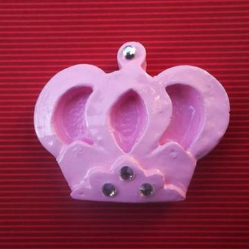 Puxador Coroa Princesa