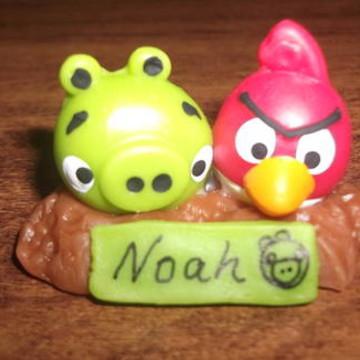 Porta recado Angry Birds