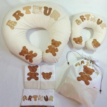 Enxoval Personalizado Urso