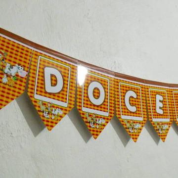 Bandeirola Fazendinha m2