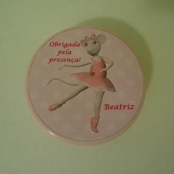 Latinhas Mint To Be Angelina Bailarina
