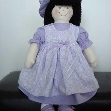 Boneca para Daminha(55cm)c.520/741