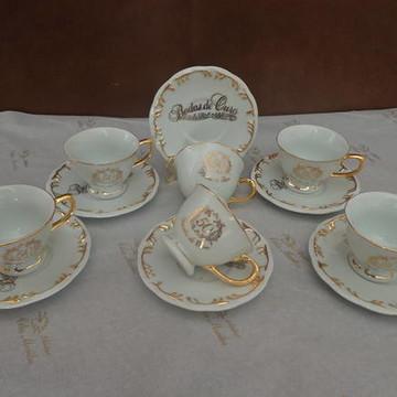 Xícaras ( café ) para Bodas de Ouro-uma
