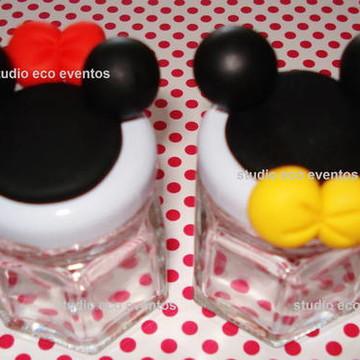 Mimos Disney: casal minnie e mickey