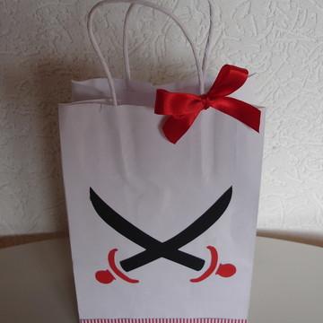 Sacolinha para Lembrancinha Pirata