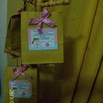 sacolas decoradas