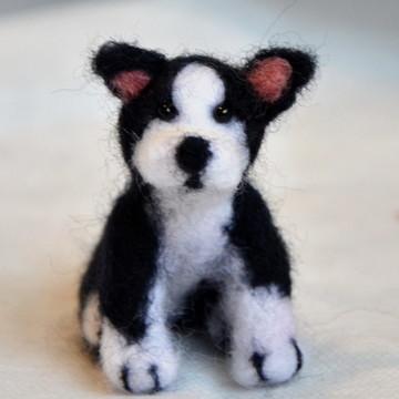 Cachorrinho Bulldog Frances
