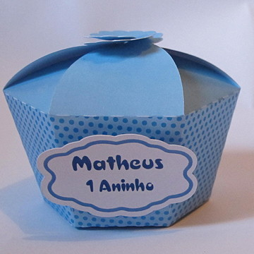 Caixas Para Doces - Cupcakes II