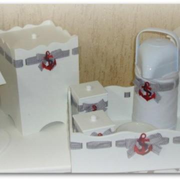 Kit de higiene marinheiro com 8 peças