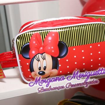Minnie /Mickey Nécessaire estojo