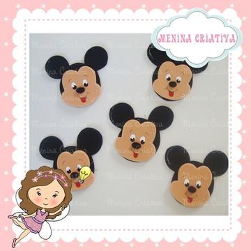 Apliques Mickey