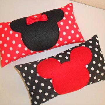 Almofada Minnie Mickey (PROMOÇÃO) 28X16
