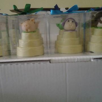 Mini Bolo De Andar Toy story