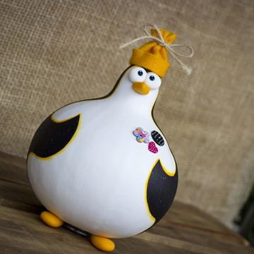 Pinguim de Cabaça
