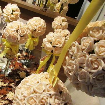 kit festa provençal champagne & amarelo