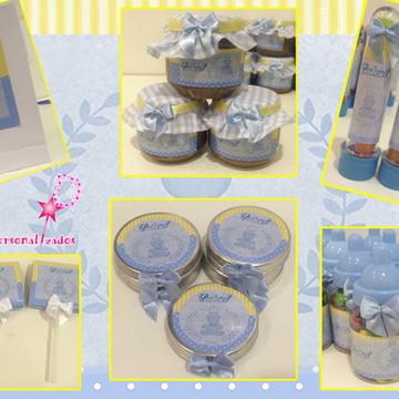 Kit Personalizado Chá de bebê