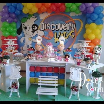 Decoração provençal Discovery kids