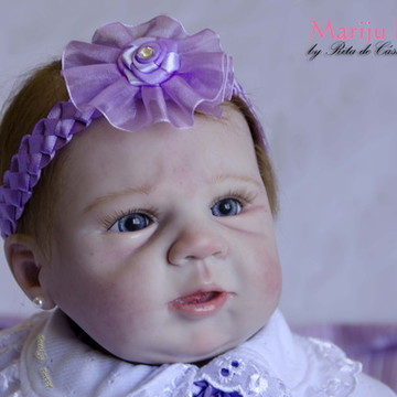 Boneca Reborn Rafaella