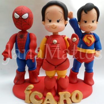 Personalizado Super heróis
