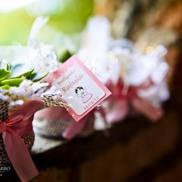 Lembranças ecológicas - vasinhos de suculentas