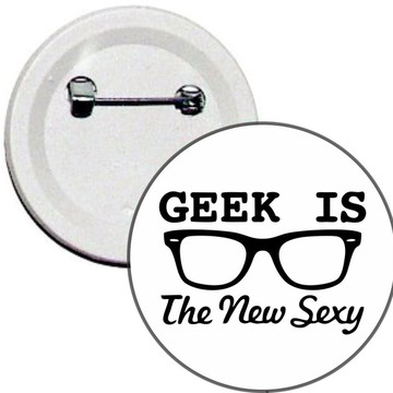 Boton Geek is new Sexy