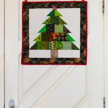 Painel Natal Patchwork - Paipat2