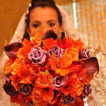 Bouquet Costiera & lapela noivo