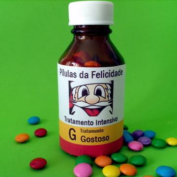 Pílulas da Felicidade Brinde Empresarial