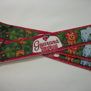 Rótulos Personalizados Para Guarana Safari