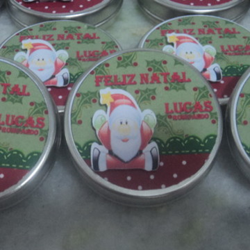 Latinhas Mint To Be NATAL