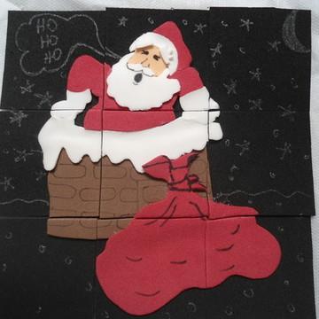 Quebra Cabeça De Natal IV