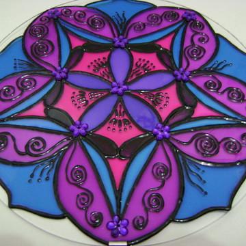 Mandala Chama Violeta MP-153