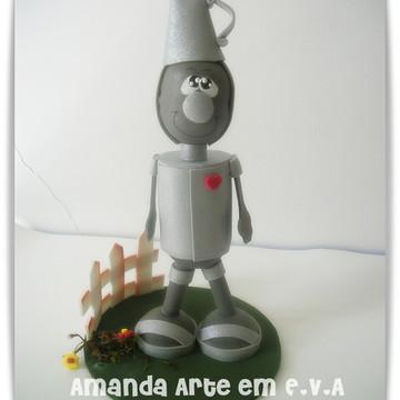 Mágico de Oz - Boneco de Lata