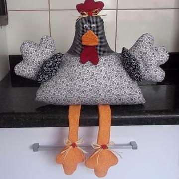 galinha patchwork