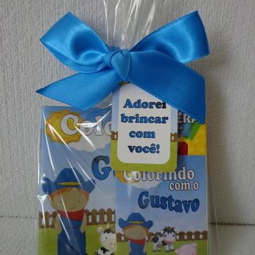 Mini Kit Colorir P Fazendinha004