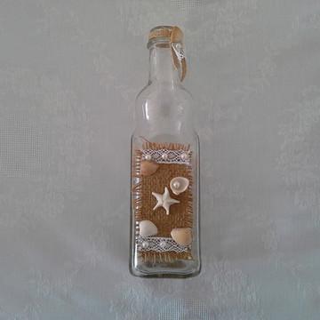 garrafa mar