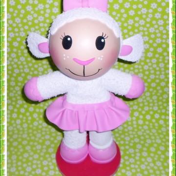 Boneca Lambie da Dra brinquedos