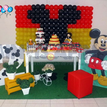 Mickey Mouse - Decoração