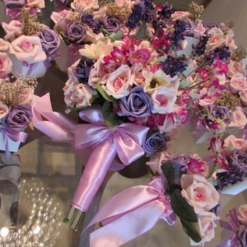 Kit Bouquets & centros de mesas convidados