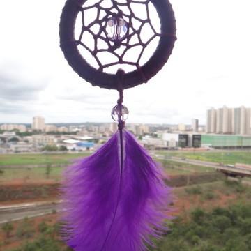Filtro dos Sonhos Para Carro Violeta II